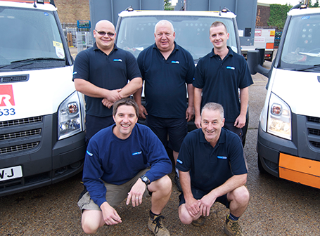 The London Gases Team