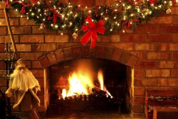 How firewood can improve your Christmas