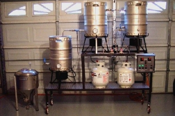 3 common beer gases for home draft brewing