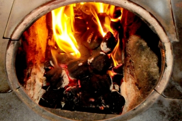 How To - The Safe Way To Burn Coal At Home