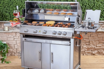 Why cooking on a gas BBQ is better than charcoal