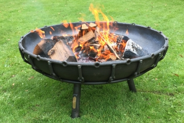 London's summer 2018 trend; fire pits