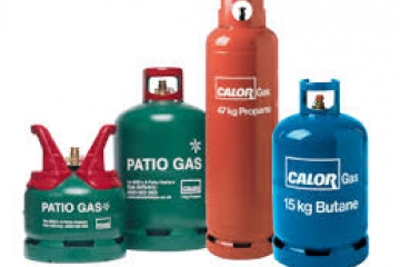Choosing the right gas bottle for your camping trip