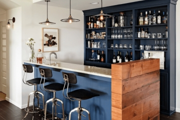 Build yourself a home bar