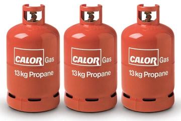 Three great reasons to choose Calor gas