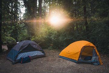 4 essential items to take on your next camping trip