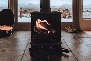 3 Tips for getting your wood-burning stove autumn ready.