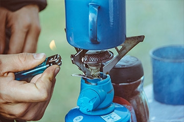 3 mistakes to avoid when choosing gas for camping
