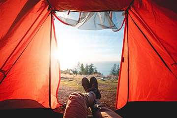 3 essentials for your next spring camping trip
