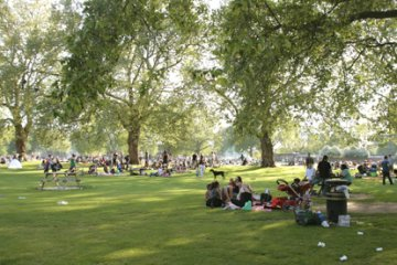 Get Grilling in the Parks of London