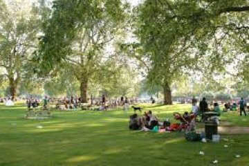Enjoy a BBQ in London Fields this summer