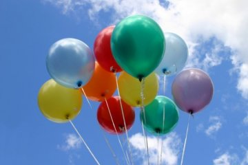 Helium Gas: From Outer Space To Inside Balloons