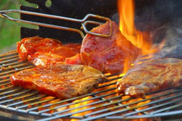 Top Charcoal BBQ Tips