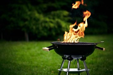 What Is Best For Your BBQ - Charcoal or Gas?