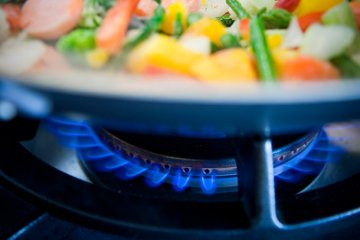 Master the art of cooking with gas