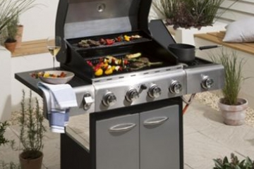 Tips for your new gas-powered BBQ