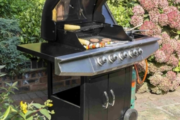 6 top tips for getting the best out of your gas grill