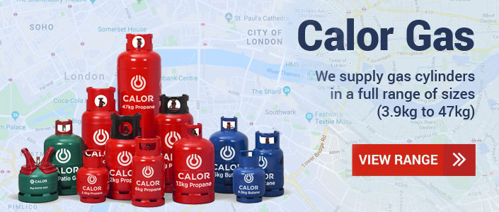 Calor Gas - Delivered