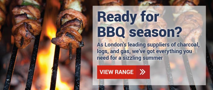 BBQ - London's leading suppliers of smokeless coal, logs and gas
