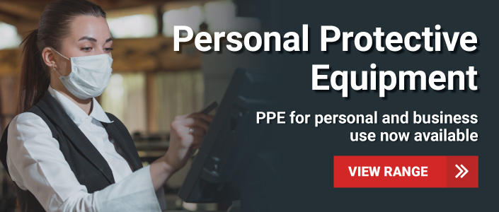 Personal Protective Equipment - PPE for personal and business use now available