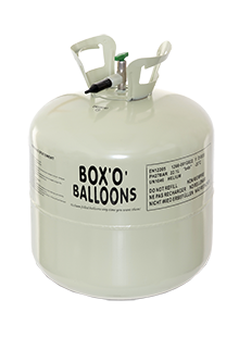 Disposable Helium Gas Cylinders London
