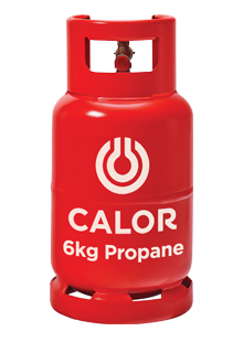 6kg Propane Gas Cylinders London - London Gases